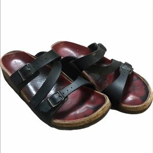 Birkenstock Cross Strap Sandals
